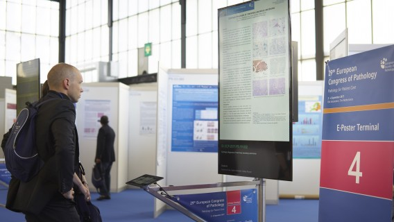 Abstracts which have been accepted as  E-Posters, need to be uploaded digitally  through our provider Morressier