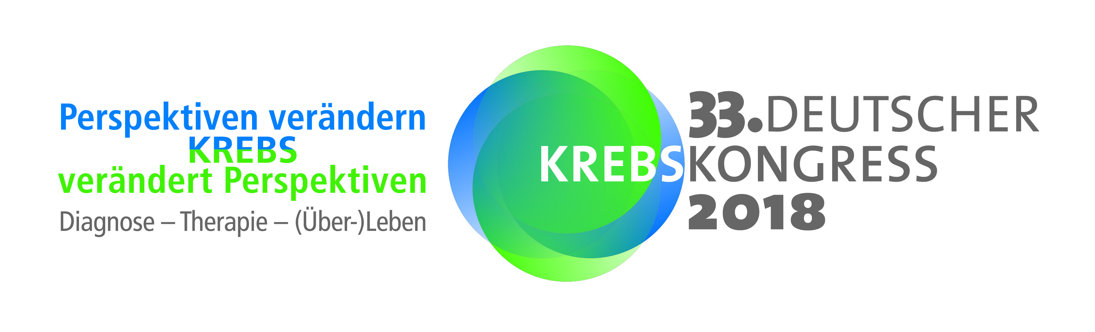 33rd German Cancer Congress 2018